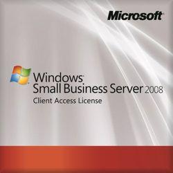 Microsoft Windows small business server 2008 cal suite - licencia - 1 usuario cal - oem - inglés