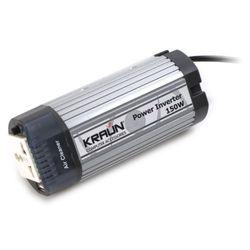 Kraun Power Pack voor auto 12 V/150 W 220 V