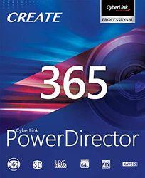 CyberLink PowerDirector 365   12 Meses   PC   Código de activación PC enviado por email