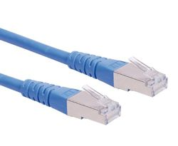 ROLINE S/FTP(PiMF) Kbl. Kat6. 20m blauw