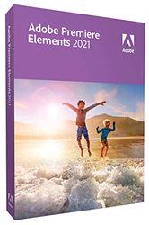 Adobe Premiere Elements 2021, Box Versie, 1 Gebruiker, Win/Mac, Engelstalige Versie