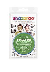 Snazaroo 1119477 Kinderschminke, Grassgrün, 18,8g - Schminkfarbe
