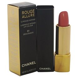 Chanel ROUGE ALLURE le rouge intense 91-sÃduisante 3.5 gr