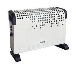 Lewe CH09ET thermoconvector 1800 W, aluminium