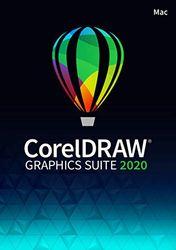 CorelDRAW Graphics Suite 2020 | Subscription Mac | 1 Dispositivo | 1 Año | Mac | Código de activación Mac enviado por email