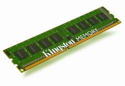 KINGSTON 3GB RAMKit 3x1GB DDR3 1066MHz ECC CL7 DIMM met thermische sensor
