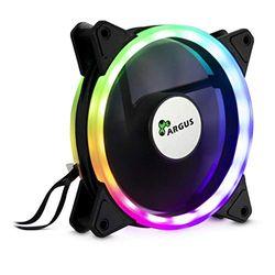 Intertech Fan Argus RS-041 - Foco LED RGB