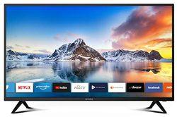 DYON Smart 40 XT 100 cm (40 inch) televisie Full HD Smart TV, HD Triple Tuner (DVB-C/-S2/-T2), Prime Video, Netflix & HbbTV) [modeljaar 2020]