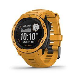 Garmin Instinct, GPS Watch, Sunburst, WW (Generalüberholt)