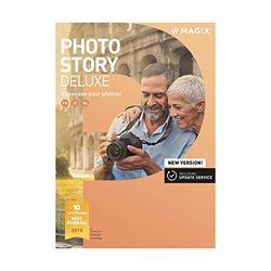 MAGIX Photostory Deluxe 2019 | Standard | PC | Codice d'attivazione per PC via email