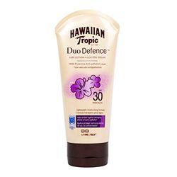 Hawaiian Tropic Hawaiian Tropic DUO DEFENSE SPF 30, dubbele bescherming, zonne-energie en tegen vervuiling - 180 ml