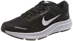 Nike Herren CZ6720-001-9.5 Running Shoe, Black White Anthracite, 43 EU