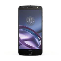 Moto Z Smartphone ontgrendeld 4 g 14 cm (5,5 inch – 32 GB – Dual SIM – Android) [Franse versie] zwart/lunar grijs