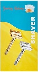 Shave Factory Navaja de Afeitar Mariposa - 110 gr