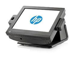 HP rp 7100 Point-Terminal (Intel Celeron, 807EU, Intel HM65 Express, 38,1 cm (15 Zoll), 1024 x 768 Pixel, Resistiv) schwarz