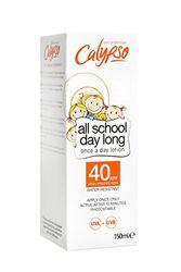 Calypso All School Day Lange mit SPF40 Einmal täglich Lotion 150ml
