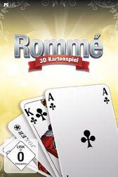 Rommé - 3D Kartenspiel (PC) [Importación alemana]