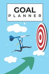 Goal planner: Goal Planner for Women A Daily Journal to Help You Track Your Habits.
