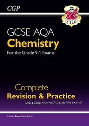 Grade 9-1 GCSE Chemistry AQA Complete Revision & Practice wi