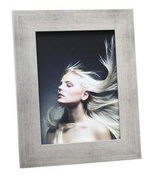 Fotolijst kleur: zilver, grootte (foto): 28 cm H X 20 cm B
