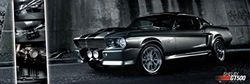 1art1 39224 Autos - Ford Shelby GT500 III midiposter 91 x 30 cm