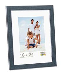 Deknudt frame S41Vk6-40.0X60.0 frame blauw, kunststof smal