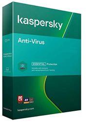Kaspersky Anti-Virus 2021   3 Apparaten   1 Jaar   PC   Activeringscode per Post