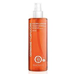 Germaine De Capuccini Golden Caresse Tan Activating and Subliming Sun Oil Spf 10 200ml