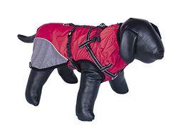 Nobby 65367 Hundemantel AKAM rot, 44 cm