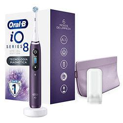 Oral-B Pro iO 8 Elektrische tandenborstel, violet
