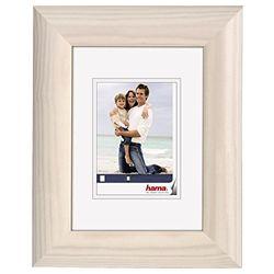 Hama Echt houten frame Korfu, wit, 20 x 30 cm