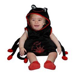 Dress Up America Adorable Baby Spider kostuum