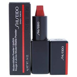 Shiseido Modern Matte Powder Lipstick, 514 Hyper Red, 1 x 4g