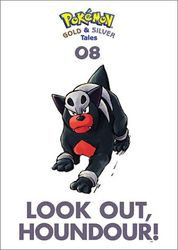 Look Out, Houndour! (Pokemon Gold and Silver Tales)