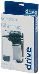 Drive DeVilbiss Gezondheidszorg RT-5025 Tiller Bag Voor Scooter Zilver Grijs Pack van 6