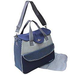 GMMH 2 piezas Bolso Para Pañales Cuidado Bebé Color A Elegir azul 2150