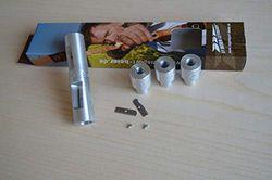 by Beier Germany Universal Alu Taper Tool, zilver, normaal