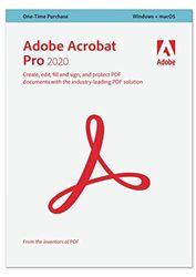 Adobe Acrobat   Pro   1 Usuario   PC   Código de activación PC enviado por email