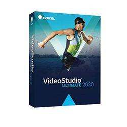 Corel VideoStudio Ultimate 2020 - Video- en filmbewerkingssoftware - [PC Disc]|Ultimate|1 Device|1 year|PC|Disc