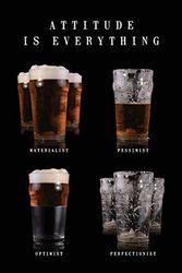 empireposter - Beer - Attitude - Grootte (cm), ca. 61x91,5 - Poster, NIEUW - bovendien ontvangt u een verrassingsposter van het formaat 61x91,5 cm, nieuw