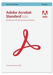 Adobe Acrobat   Standard   1 Usuario   PC   Código de activación PC enviado por email