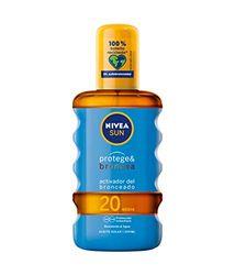 NIVEA Spf52 Sonnenschutzmittelöl, 1er Pack (1 x 0.2 kg)