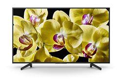 Sony KD-49XG8096 Bravia 49 inch (123,2 cm) tv (Ultra HD, 4K HDR, Android Smart TV, Chromecast) Zwart