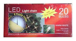Starke E-10957 Batterielichterkette 30 LED, Länge: 230cm