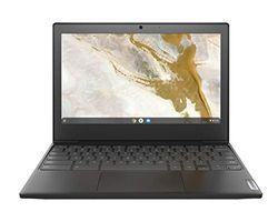 "Lenovo IdeaPad 3 Chromebook, Laptop van 11"" Full-HD TN (Intel Celeron N4020, 4GB RAM, 64GB eMMC, UMA, ChromeOS), Onyx black - QWERTY Nederlands Toetsenbord"