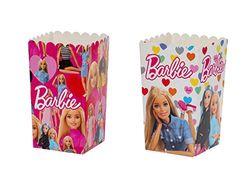 DECORA 0403021 Part Box Barbie, Papier