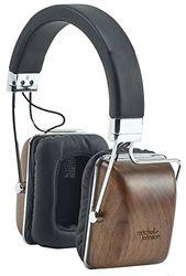 Mitchell and Johnson MJ1 Draagbare Elektrostatische Hoofdtelefoon - Walnoot