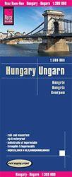 Hungría 1: 380.000 impermeable: reiß- und wasserfest (world mapping project)