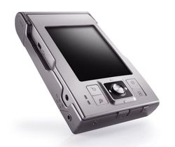 Vosonic Portable Storage VP5500 (3,5'' TFT-Displav, USB 2.0, compatibel met alle gangbare kaartformaten), 160 GB