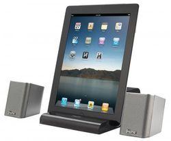 iHome iDM15 Bluetooth-luidspreker, oplaadbaar, met microfoon, voor iPod/iPhone